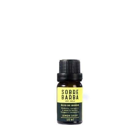 Sobrebarba Lemon Drop - Óleo de Barba 10ml