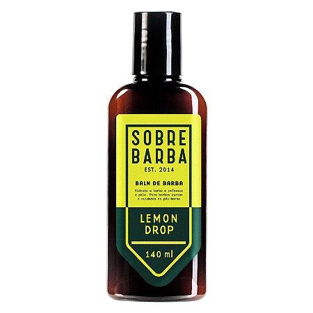 Sobrebarba Lemon Drop - Balm de Barba 140ml