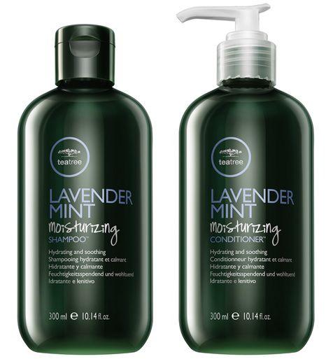 Kit Paul Mitchell Tea Tree Lavender Mint Moisturizing Shampoo + Condicionador 300ml