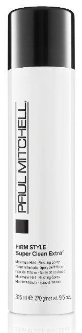 Paul Mitchell Firm Style Super Clean Extra - Spray Fixador 315ml