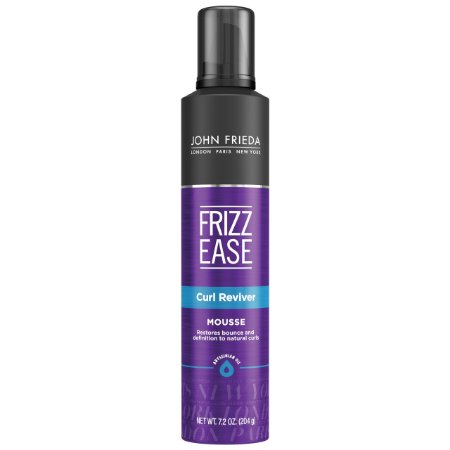 John Frieda Frizz Ease Curl Reviver - Mousse Capilar 204g