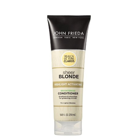 John Frieda Sheer Blonde Highlight Activating For Lighter Blondes - Condicionador - 250ml