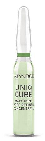 Skeyndor UNIQCURE Mattifying Pore Refiner Concentrate - Refinador de Poros 7x2ml
