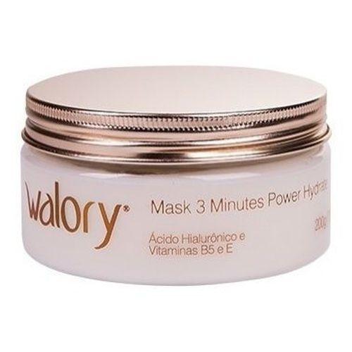 Walory Power Hydrate - Máscara 3 Minutes 200g