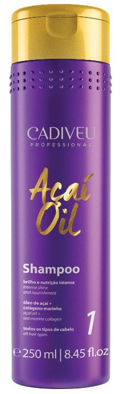 Cadiveu Açaí Oil - Shampoo 250ml