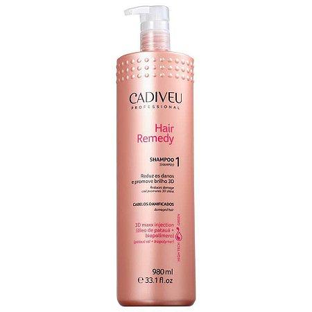 Cadiveu Hair Remedy - Shampoo 980ml