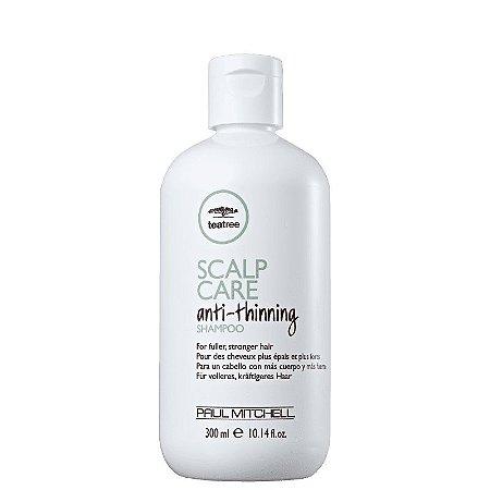 Paul Mitchell Tea Tree Scalp Anti-Thinning - Shampoo 300ml