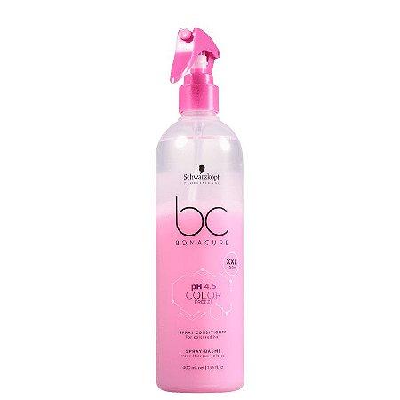 Schwarzkopf BC Bonacure pH 4.5 Color Freeze - Spray Leave-in 400ml