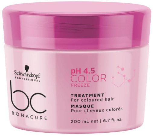 BC pH 4.5 Color Freeze Máscara de Tratamento SCHWARZKOPF 200ml