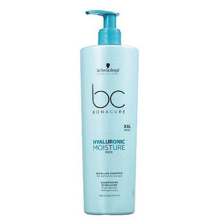 Schwarzkopf BC Bonacure Hyaluronic Moisture Kick Micellar - Shampoo 500ml
