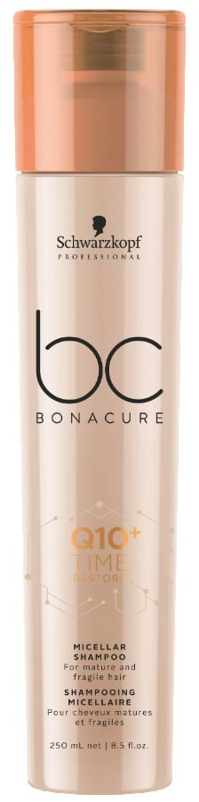 Schwarzkopf BC Bonacure Q10+ Time Restore - Shampoo 250ml