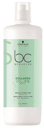 Schwarzkopf BC Collagen Volume Boost - Shampoo Micellar 1000ml