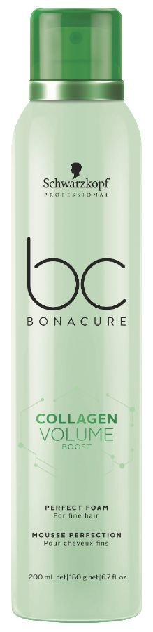 Schwarzkopf BC Collagen Volume Boost Perfect Foam - Leave-in 200ml