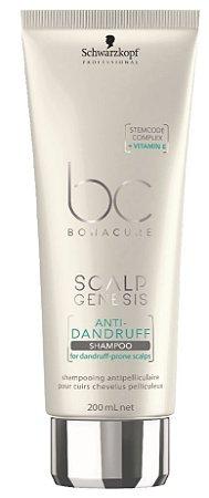 Schwarzkopf BC Scalp Genesis - Shampoo Anti-caspa 200ml
