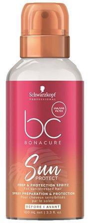 Schwarzkopf BC Bonacure Sun Protect - Spray Leave-in com Proteção Solar 100ml