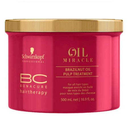Schwarzkopf BC Bonacure Oil Miracle Brazilnut - Máscara 500ml