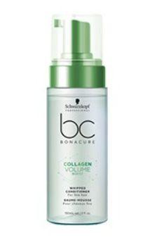 Schwarzkopf BC Collagen Volume Boost - Condicionador em Espuma 150ml