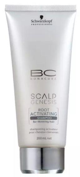 Schwarzkopf BC Scalp Genesis - Shampoo Ativador de Raízes 200ml