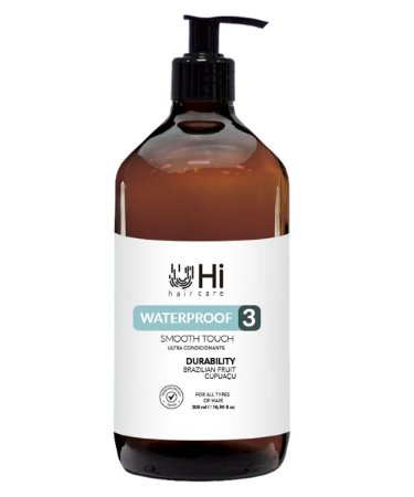 Hi Hair Care WaterProof 3 Smooth Touch - Máscara 500ml