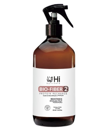 Hi Hair Care Bio Fiber 2 Protein Recharge - Tratamento 250ml