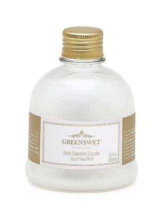 Greenswet Essência Chá Branco - Refil Sabonete Líquido 300ml
