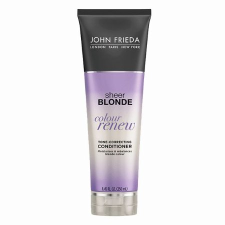 John Frieda Sheer Blonde Color Renew Tone-Correcting - Condicionador 250ml