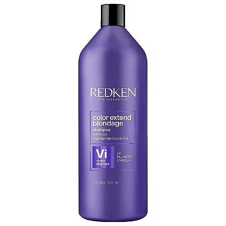 Redken Color Extend Blondage - Shampoo Matizador 1000ml