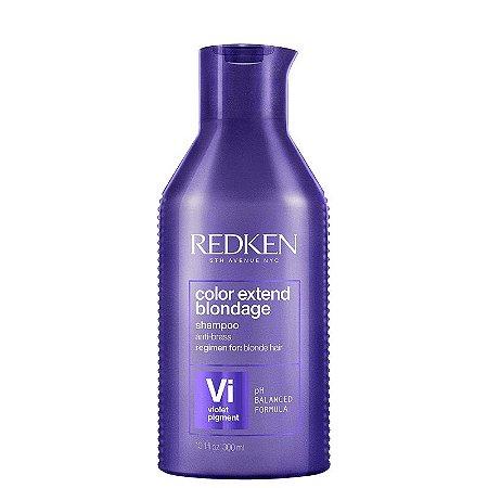 Redken Color Extend Blondage - Shampoo Matizador 300ml