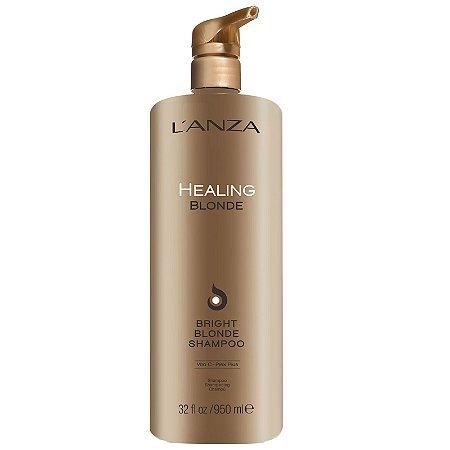 L'anza Healing Blonde Bright Blonde Shampoo 950ml