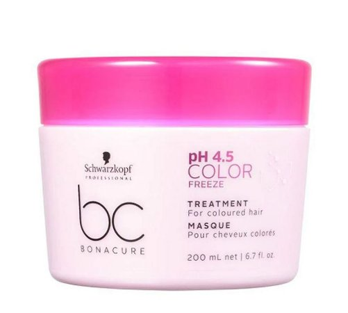 Schwarzkopf BC Bonacure pH 4.5 Color Freeze Treatment - Máscara 200ml