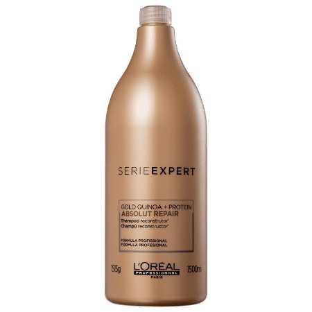 L'Oréal Professionnel Absolut Repair Gold Quinoa + Protein - Shampoo 1500ml