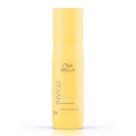Wella Invigo Sun Shampoo Pós Sol 250ml