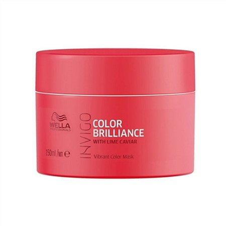 Wella Invigo Color Brilliance - Máscara Capilar 150ml