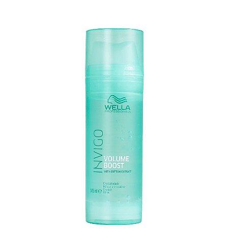 Wella Invigo Volume Boost Crystal Mask - Máscara 145ml