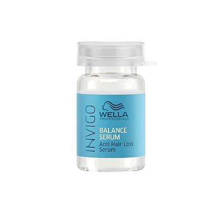 Wella Invigo Balance Anti Hair-Loss Sérum - Ampola Antiqueda 8x6ml