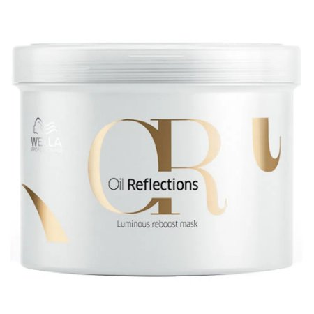 Wella Oil Reflections Luminous Reboost - Máscara Capilar 500ml