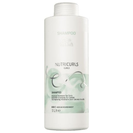 Wella Nutricurls - Shampoo 1000ml