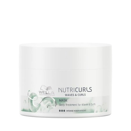 Wella Nutricurls - Máscara de Nutrição 150ml