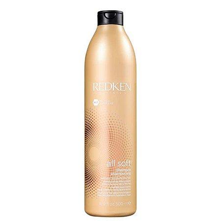 Redken All Soft - Shampoo 500ml