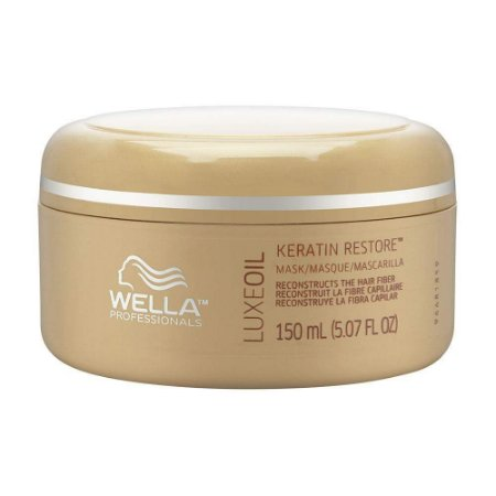Wella SP System Professional Luxe Oil Keratin Restore - Máscara 150ml