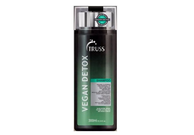 Truss Vegan Detox - Shampoo 300ml