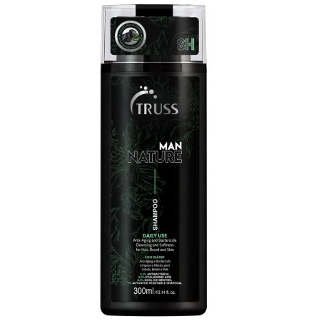 Truss Man Nature - Shampoo 300ml