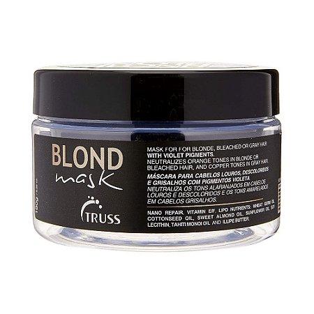 Truss Blond Mask - Máscara 180g
