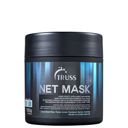 Truss Net Mask - Máscara 550g