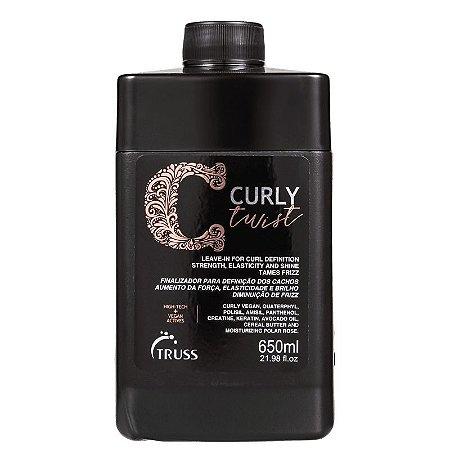 Truss Curly Twist - Leave-in 650ml