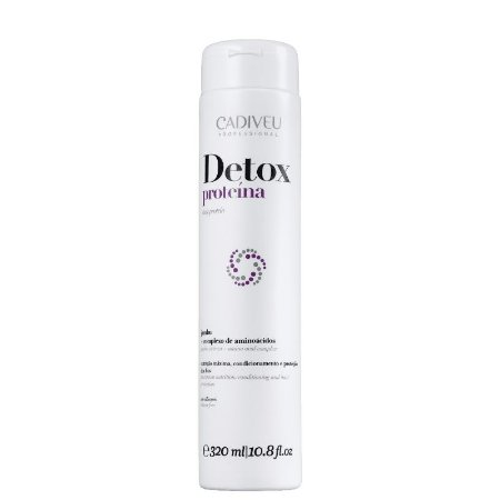 Cadiveu Detox Proteína - Pré-Shampoo 320ml