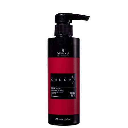 Schwarzkopf Chroma ID Bonding Mask Intensa Pink - Máscara Tonalizante 280ml