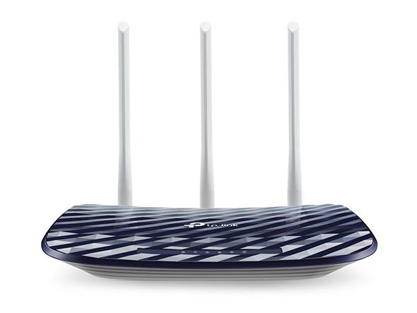 Roteador TP-Link Wireless Dual Band AC 750 Acher C20