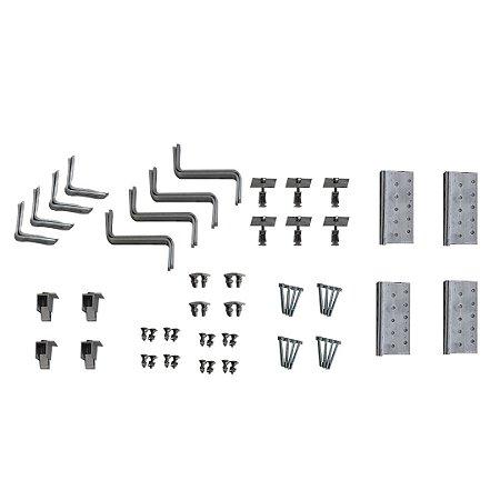 Kit Acessórios Telha Cerâmica para Placas Solares