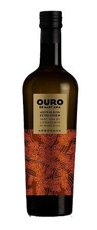 AZEITE DE OLIVA OURO DE SANTANA ARBOSANA 250 ML - 2017
